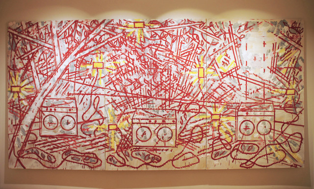 David Urban, 'Seven Outlets', 2016, Corkin Gallery