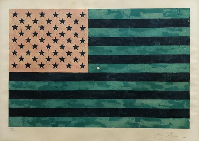 Jasper Johns, 'Flag (Moratorium)', 1969, Denis Bloch Fine Art