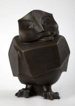 , 'Owl 02,' 2014, al markhiya gallery