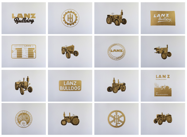 , 'Lanz Project (drawings),' 2009, Marta Cervera