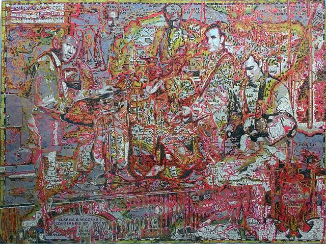, 'The Tielman Brothers,' 2016, Art Front Gallery - Singapore