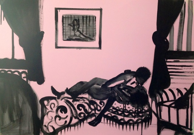 , 'untitled 4,' 2016, Arusha Gallery