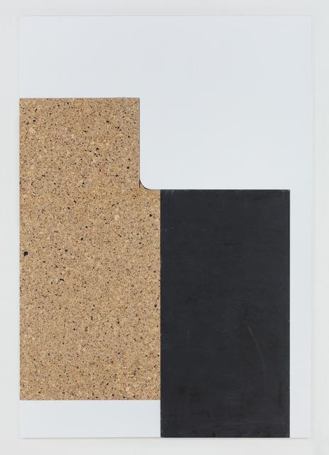 , '7/7,' 2016, Rodolphe Janssen
