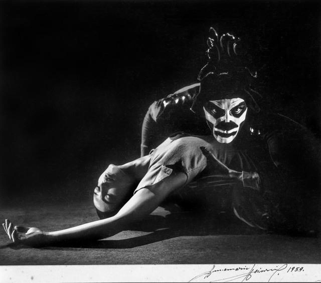 , 'La muerte y la doncella, Ballet Nacional Chileno, La Mesa Verde,' 1959, Vasari