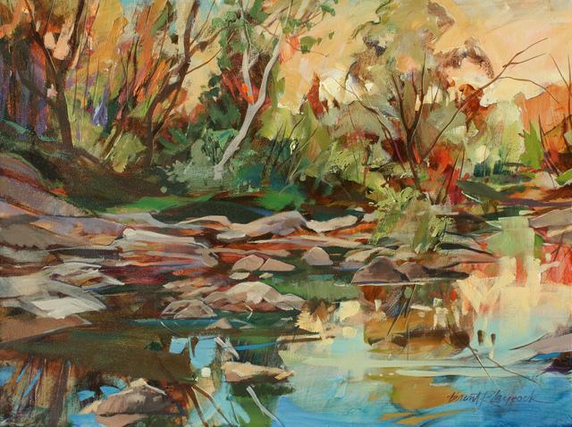 , 'Kangaroo Crossing,' , Wallace Galleries