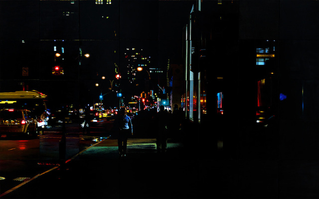 Jeff Cohen, 'Night Colors at East 23rd', 2019, Julie Nester Gallery