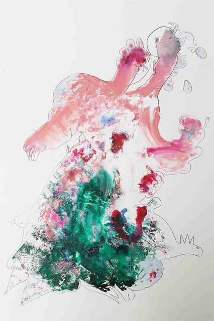 , 'Studio sulla Regina Mab,' 2017, Alessandro Berni Gallery