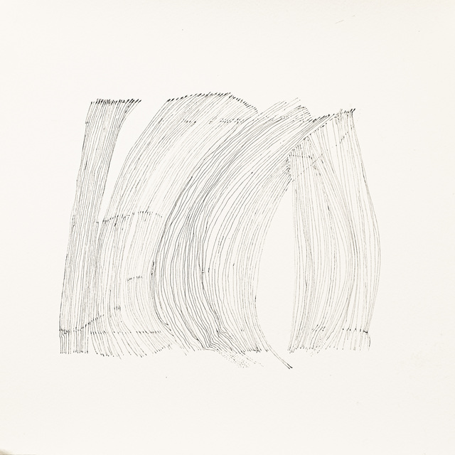 Elizabeth Youngblood, 'Currents', 2021, Drawing, Collage or other Work on Paper, Ink on paper, M Contemporary Art