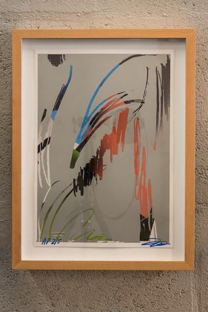 , 'Três,' 2018, Underdogs Gallery