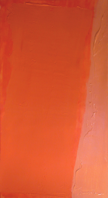 , 'Orange Rising,' 2017, Winchester Galleries