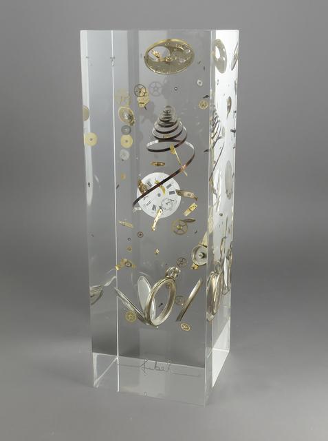 , 'O'Clock,' 2018, Markowicz Fine Art
