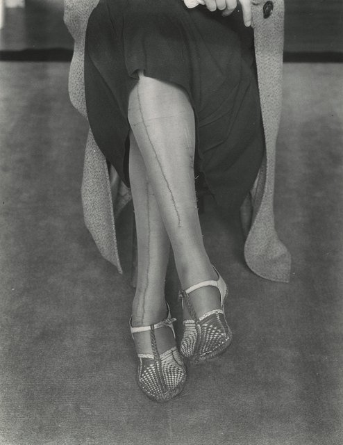 , 'Mended Stockings,' ca. 1934, Lee Gallery