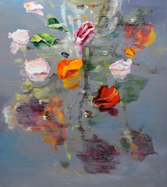 , 'Blüten,' 2016, Galerie Klaus Gerrit Friese