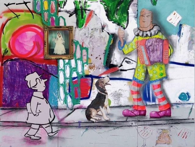 , 'Pedaso de Ayer,' 2019, 81 Leonard Gallery