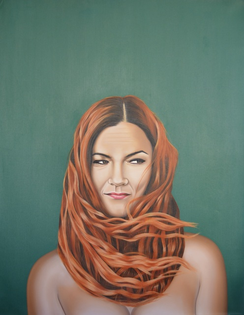 , 'Türban,' 2013, Olcay Art