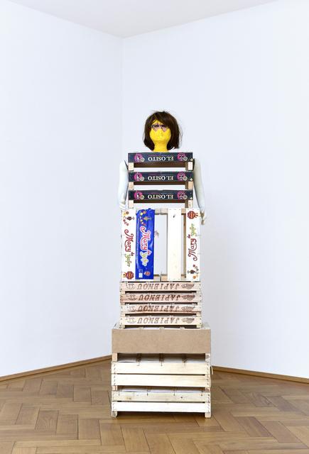 , 'Kati,' 2019, Galerie Britta von Rettberg