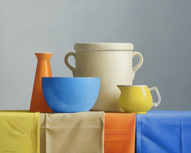 , 'Borrowed Series VIII,' 2015, Gallery Henoch