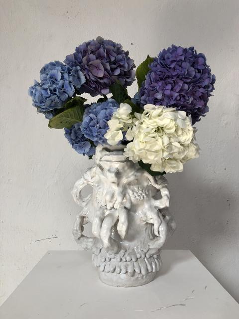 , 'Harpies vase,' 2017, Operativa arte contemporanea