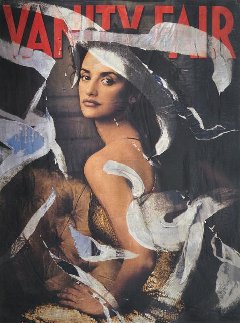 Mimmo Rotella, 'Vanity Fair (Penelope Cruz)', 2003, Roseberys