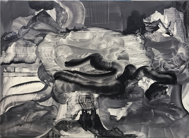 , 'Time Noise,' 2017, Pierogi