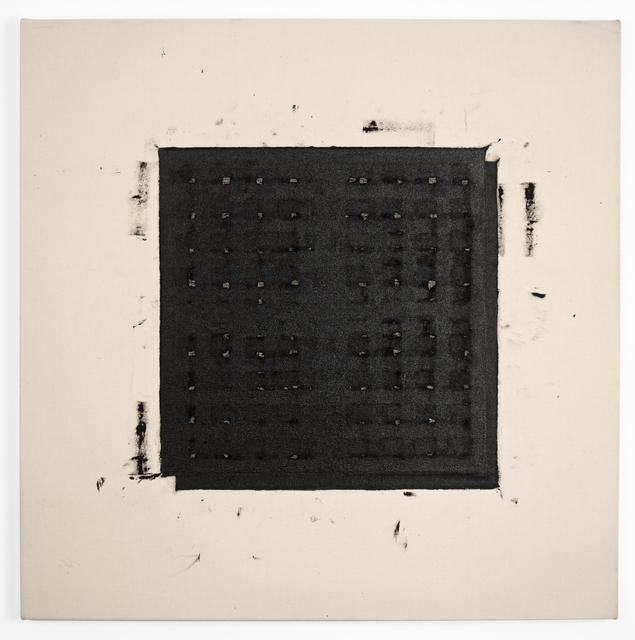 Gerald Ferguson, '2 Draincovers', 2006, FRED.GIAMPIETRO Gallery