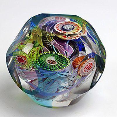 Wes Hunting, 'Color Sphere Aqua', 2019, OTA Contemporary