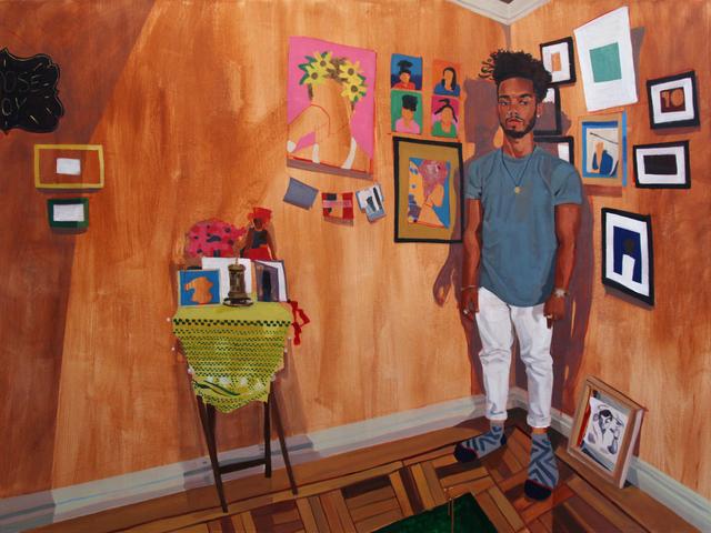 , 'Kleaver,' 2018, Fridman Gallery