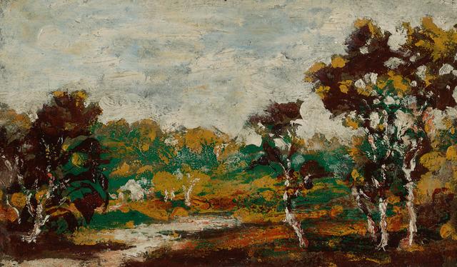, 'Middletown Landscape,' , Questroyal Fine Art
