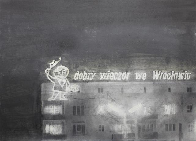 Sebas Velasco, 'Dobry wieczor we Wroclawiu', 2019, Urban Spree Galerie