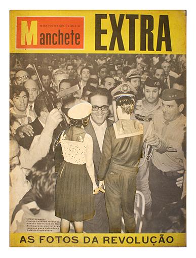 Renaud Auguste-Dormeuil, 'Uncover - Mancheta -11 de abril de 1964 (rio de janeiro)', 2013, In Situ - Fabienne Leclerc