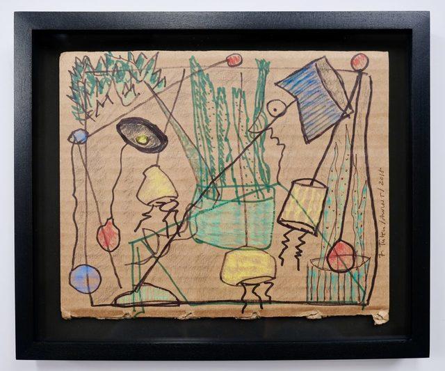 Frederic Tuten, 'Lampscape', 2017, Planthouse