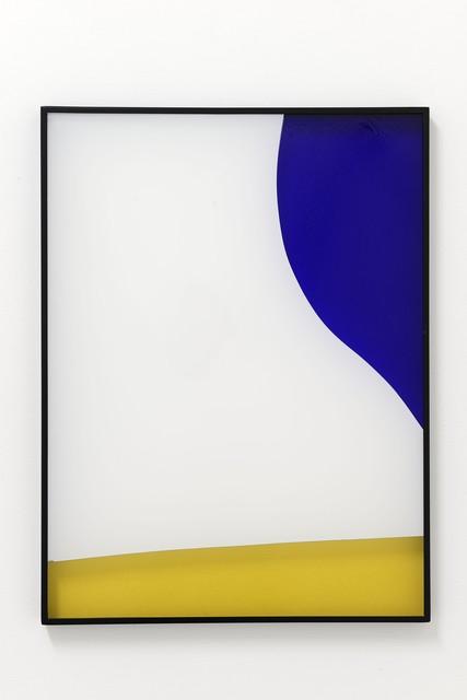 , 'Zig Zag,' 2015, Jeanine Hofland