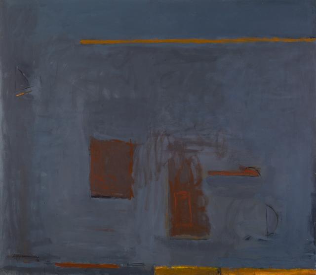 , 'Objectes matinals,' 1986, Fernández-Braso