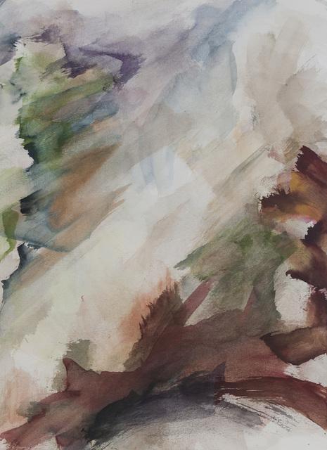 , 'Pigment Work II,' 2017, Galleri Riis