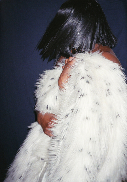 , 'Closed Audition: ASOS Snow Leopard Fur Coat - Cream,' 2018-printed 2019, MARTOS GALLERY