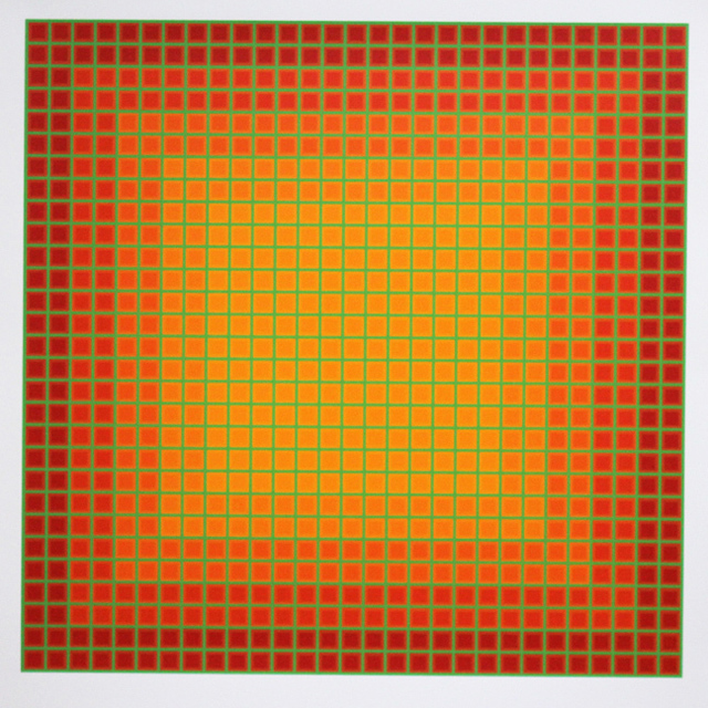 , 'Let It Be Orange ,' 1981, David Richard Gallery