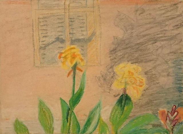 , 'Camma Lillies at Marakesh,' 1971, Messum's