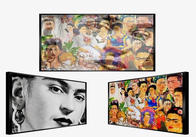, 'Frida la Carismatica,' 2018, Galerie Montmartre