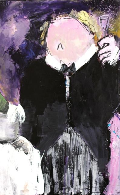 , 'Black Tie,' 2014, Artspace Warehouse