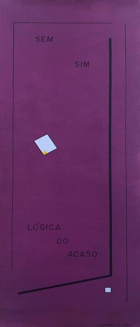 , 'Sem / Sim,' 1989-2002, Galeria Karla Osorio