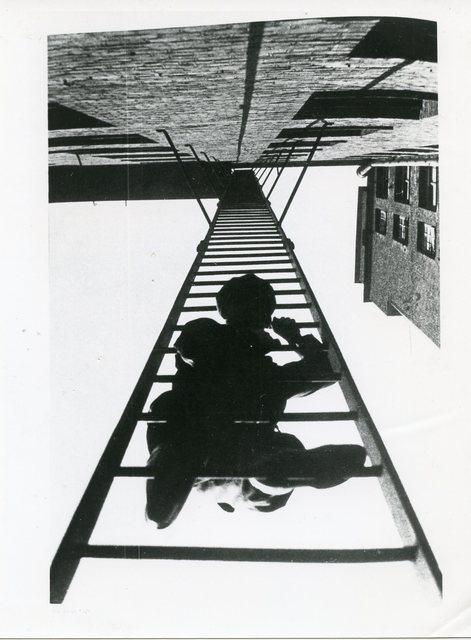 , 'Fire Escape,' 1927, Glaz Gallery
