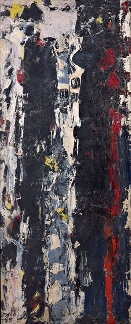 , 'Untitled (55-55),' 1955, Berry Campbell Gallery