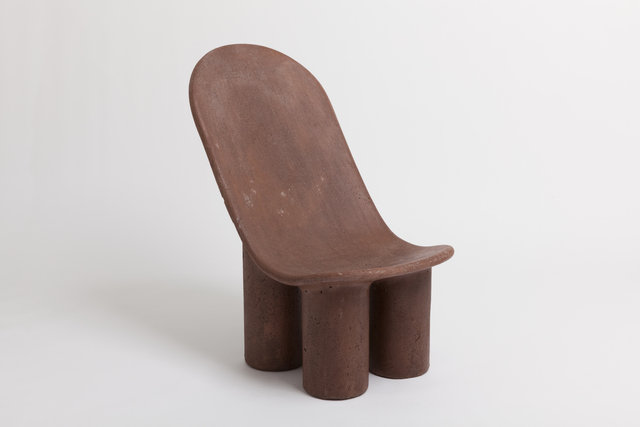 , 'Spoon Chair / Earth,' 2016, Friedman Benda
