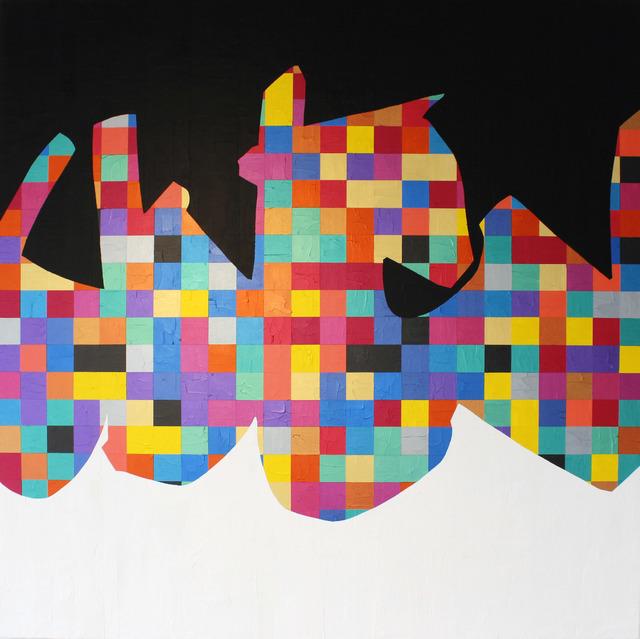 Marc Thalberg, 'unten/oben', 2019, Art Signé