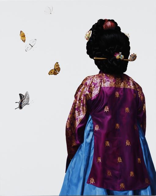 , 'The Paradox of Beauty #15-02,' 2015, Soluna Fine Art