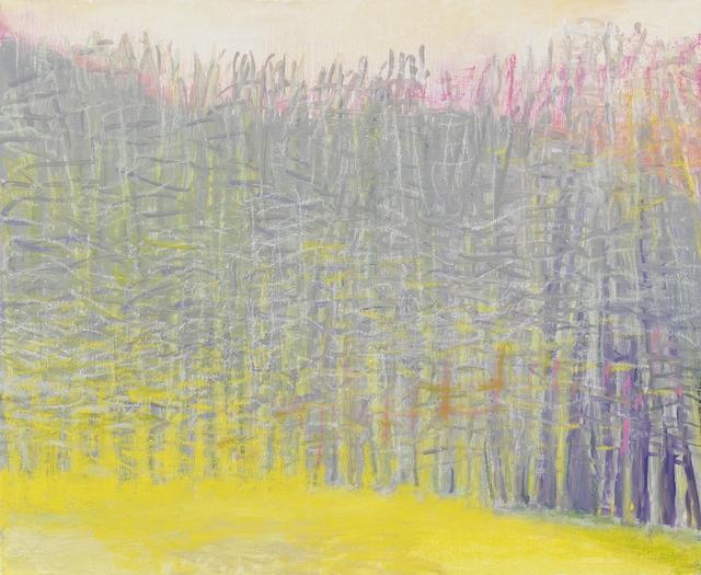 , 'Silvery Trees,' 2015, Galerie de Bellefeuille
