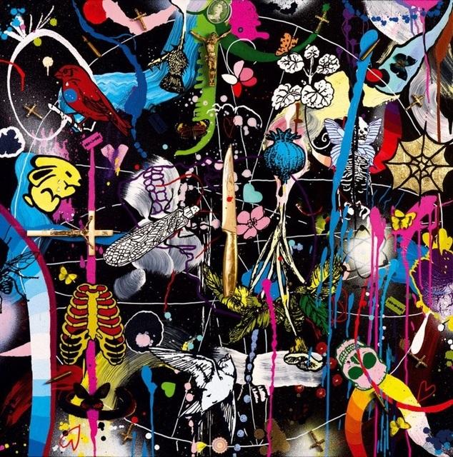 , 'Cyclone,' 2017, Maddox Gallery