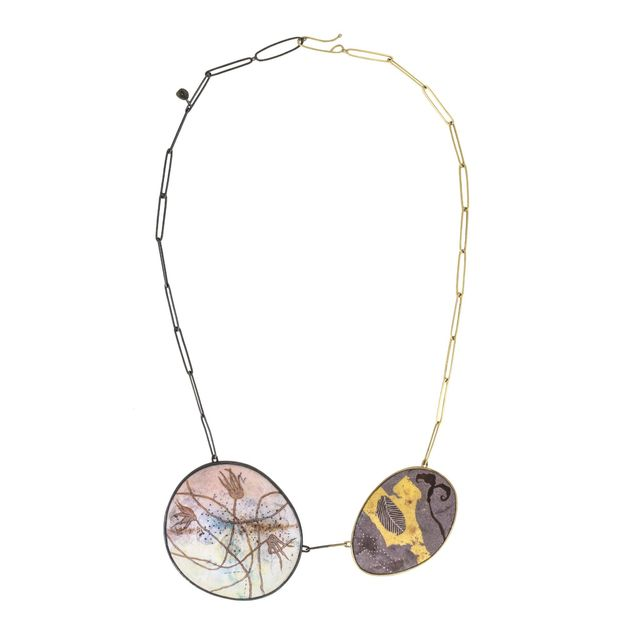 , 'Periphery 7 (Necklace),' 2019, Sienna Patti Contemporary