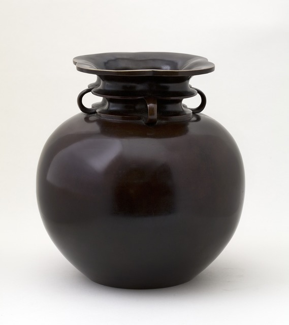 Just Andersen, 'Vase', ca. 1930, Maison Gerard