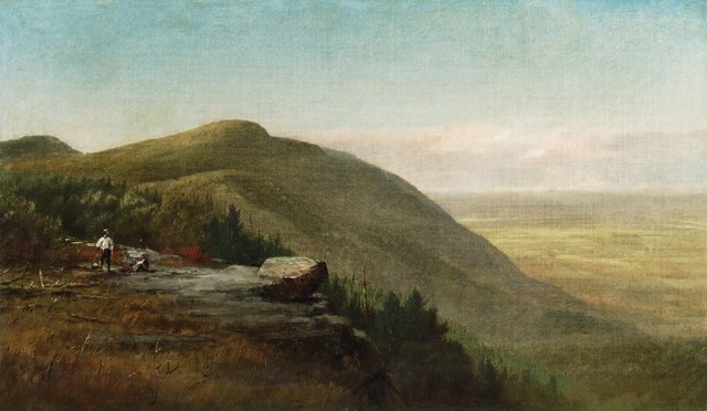 , 'Mist in the Valley ,' , Questroyal Fine Art